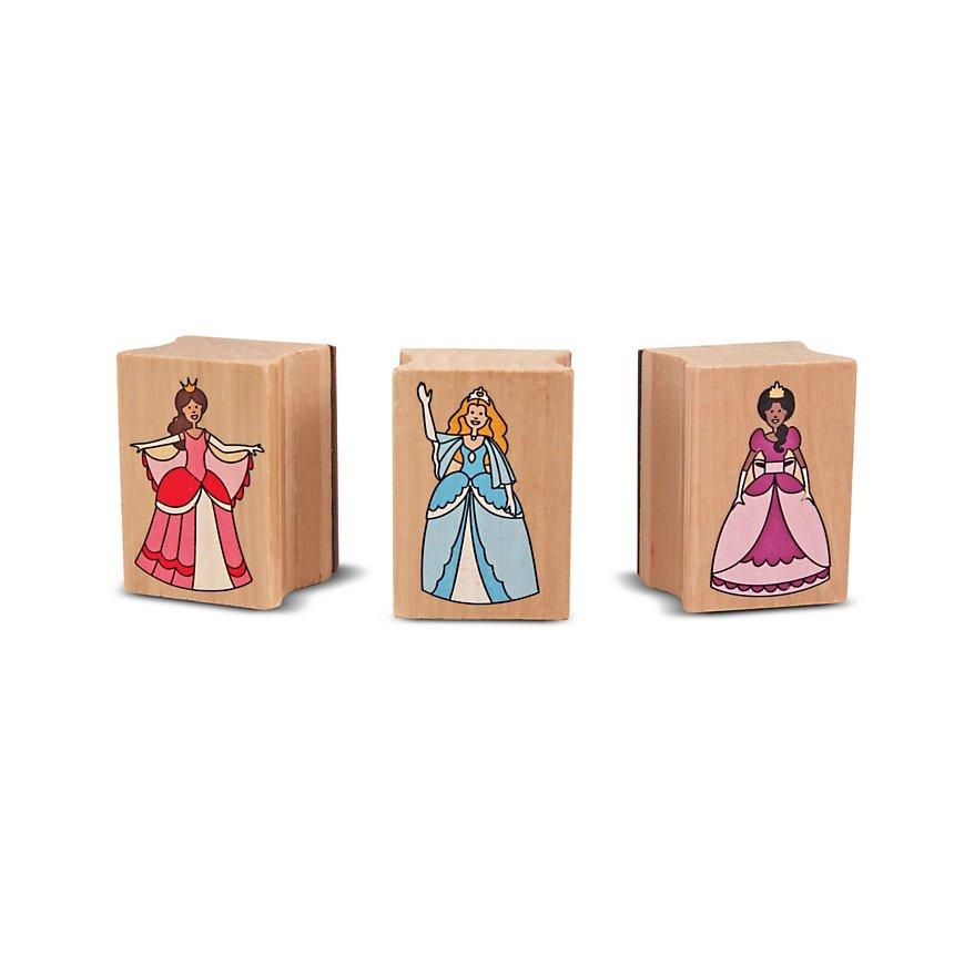 Tampons encreurs Princesses