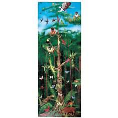 Puzzle géant Forêt Tropicale