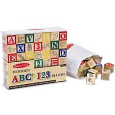 Cubes ABC/123