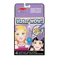 Water Wow! Maquillage et Manucure