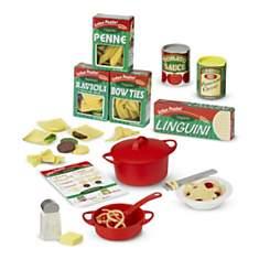Set 'Préparer et servir les pâtes'