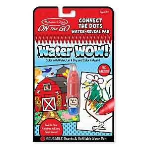 Water Wow! Relier les points