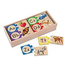 Puzzle Alphabet Anglais