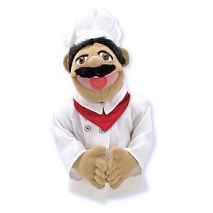 Marionnette Chef