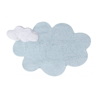 Tapis nuage bleu Puffy Dream LORENA CANALS
