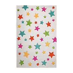 Tapis blanc Simple Stars SMART KIDS