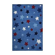 Tapis bleu Simple Stars SMART KIDS
