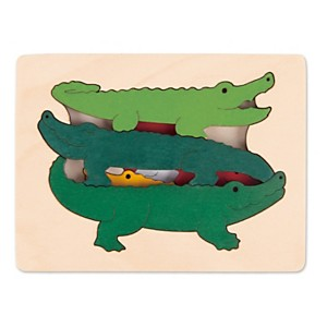 Puzzle - Crocodiles