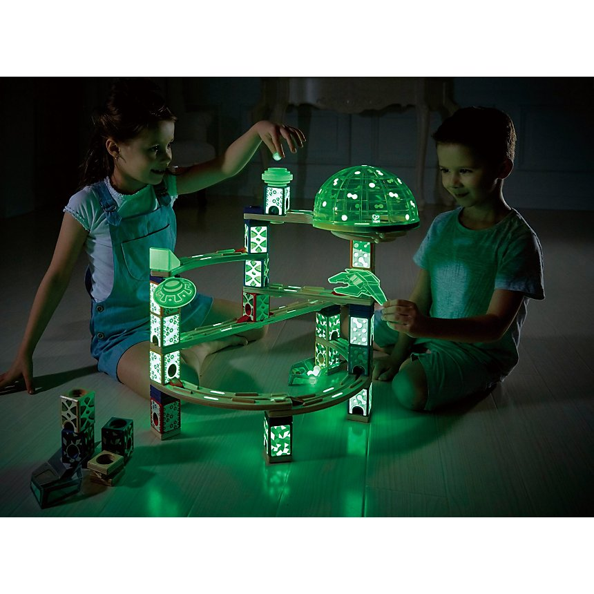 Space City circuit de billes