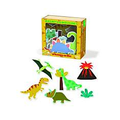 Magnets dinosaures