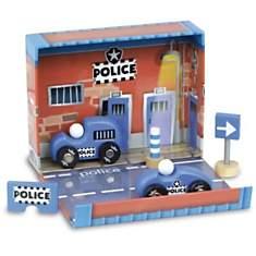 Coffret de police