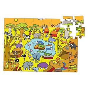 Puzzle Savane