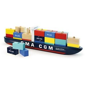 Porte-container