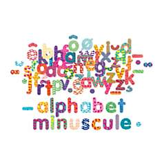 Magnets Alphabet Minuscule
