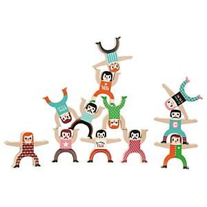 Les acrobates équilibristes