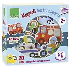 Magnets transports