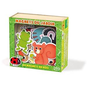 Magnet Jardin