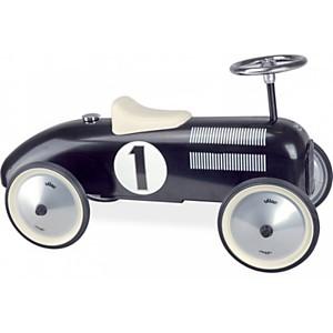 Porteur voiture en métal noir