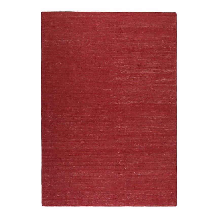 Tapis rouge Rainbow Kelim ESPRIT HOME