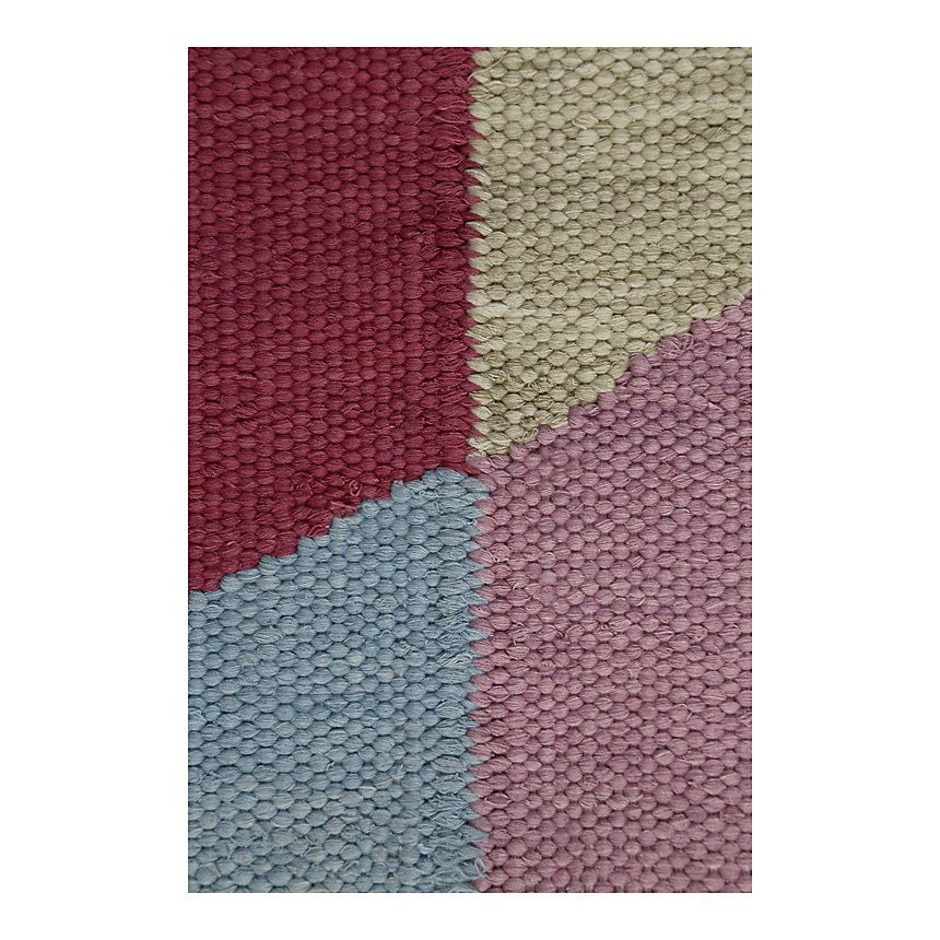 Tapis Rainbow Triangle Kelim ESPRIT HOME