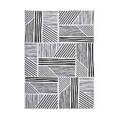 Tapis noir et blanc Graphics ESPRIT HOME