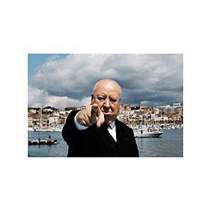 Tirage Photo Hitchcock Cannes 72