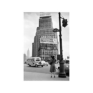 Tirage Photo New York années 50