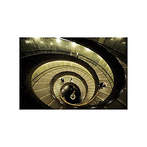 Tirage Photo escalier Guiseppe Momo