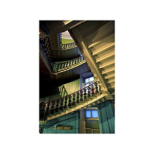 Tirage Photo escalier St Petersbourg