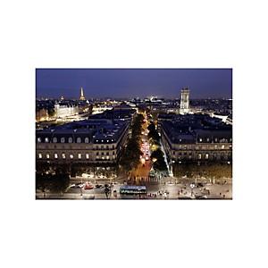 Tirage photo Paris de nuit