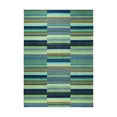 Tapis Colorpop vert ESPRIT HOME