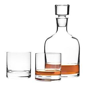 Ensemble à whisky Leonardo Bar  Carafe e