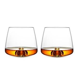Lot de 2 Verres àwhiskey Normann Copenh