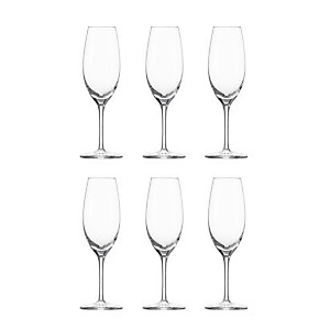 Lot de 6 Flûtes à Champagne Schott Zwie