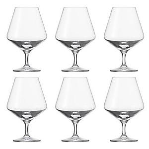 Lot de 6 Verres àcognac Schott Zwiesel