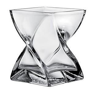 Vase Swirl 17x14 cm Leonardo
