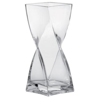 Vase Swirl 25x10 cm Leonardo