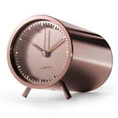 Horloge de table amsterdam Tube LEFF