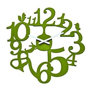 Horloge murale pi:p Diam. 45 cm Koziol