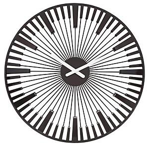 Horloge murale Piano Koziol