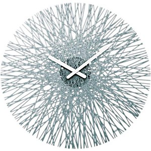 Horloge murale Silk Diam. 45 cm Koziol