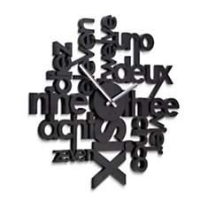 Horloge murale Lingua Diam. 51 cm Umbra
