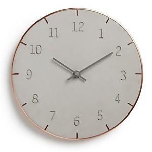 Horloge murale Piatto Umbra
