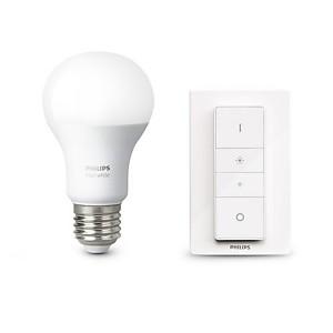Kit d'éclairage avec variateur sans fil