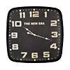 Horloge carrée The New Era
