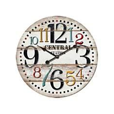 Horloge colorée Central Station