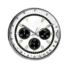 Horloge Montre blanche 28cm