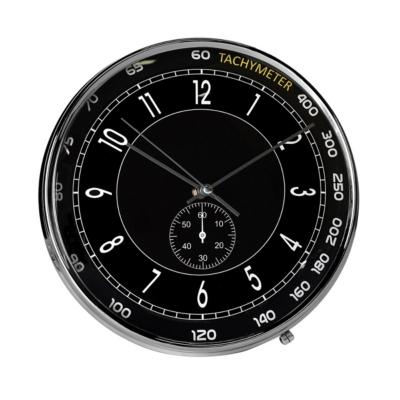 Horloge Montre noire 28cm