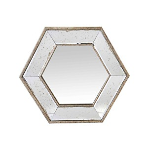 Miroir Chopin hexagone