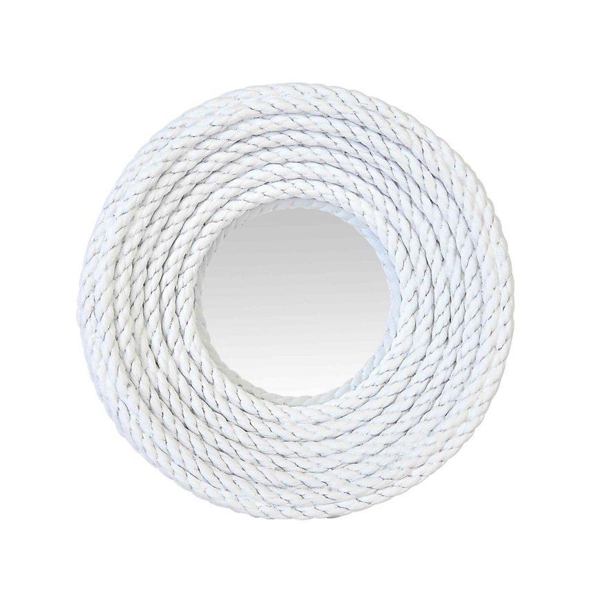 Miroir convexe corde blanche